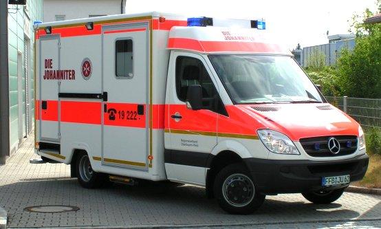 Johanniter Ambulance